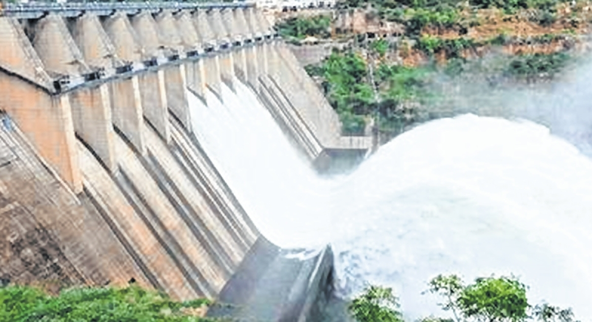 Water overflows from Godavari to Aurangabad and Jalna