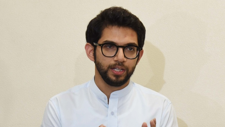 Aaditya Thackeray embarks on Jan Ashirwad Yatra ahead of Maharashtra polls