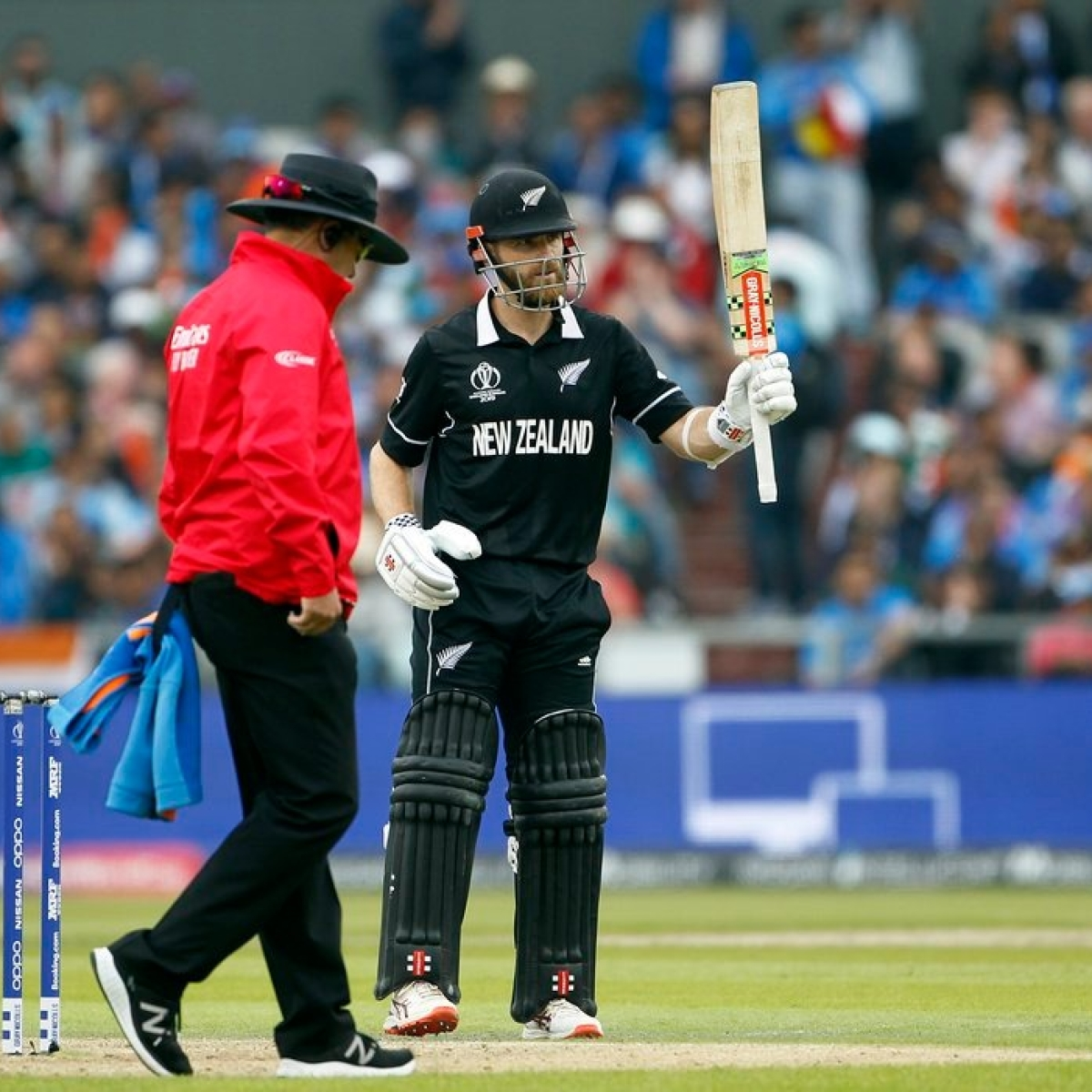 Hope Indian fans support New Zealand in World Cup 2019 final: Kane Williamson