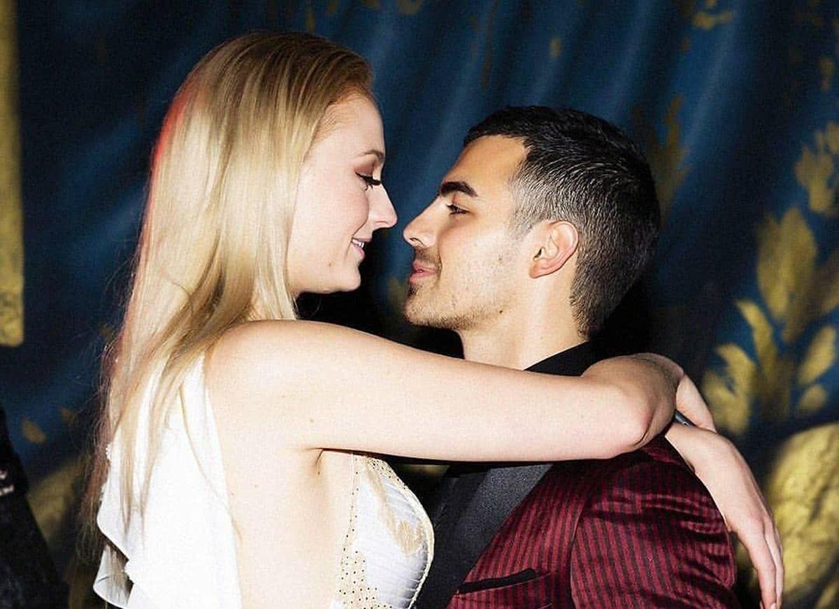 Sophie Turner, Joe Jonas exchange vows again in Parisian wedding