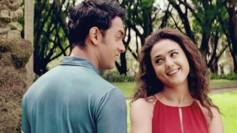 Preity Zinta S Favourite Film Dil Chahta Hai Complete 18 Years