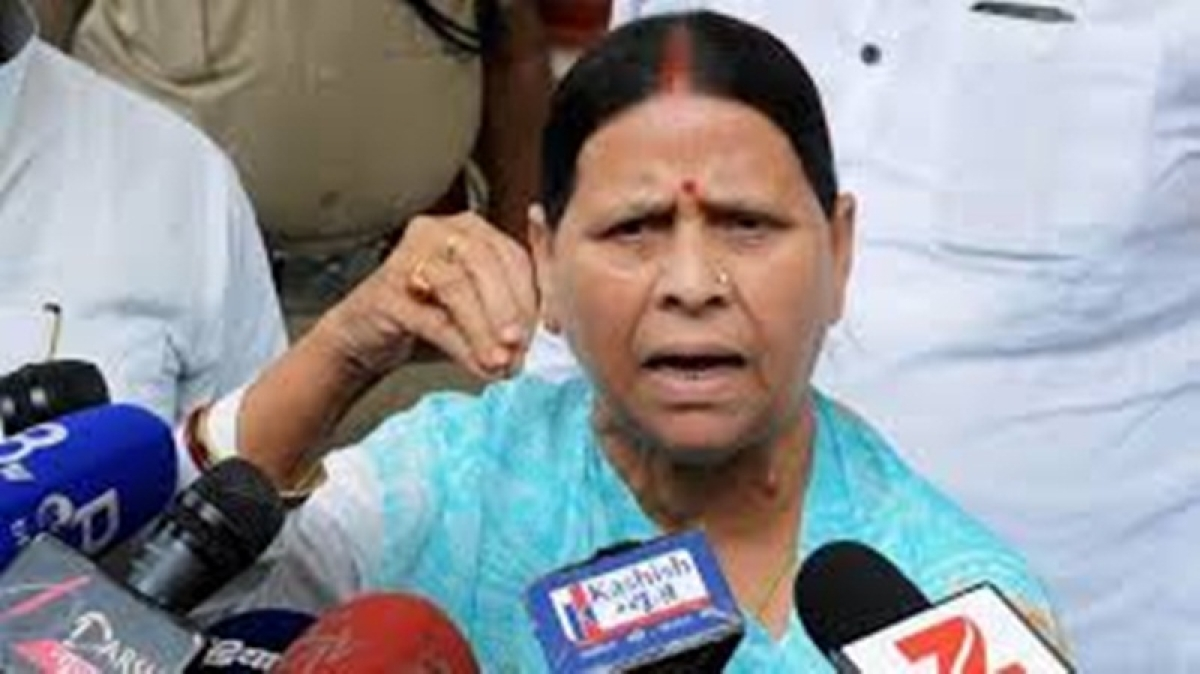 Voters are up for sale: Rabri Devi