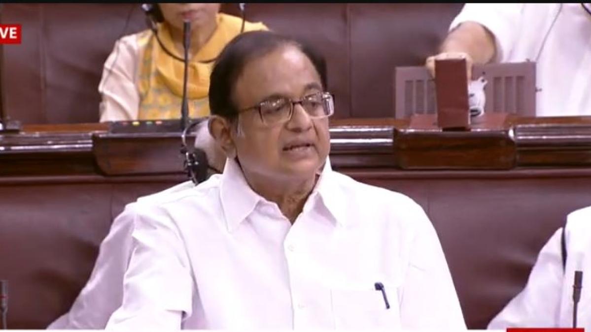 AIADMK leader D Jayakumar asks Chidambaram to 'face' INX Media case