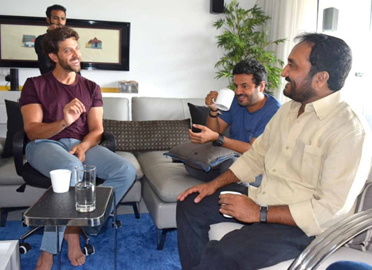 Super 30: Real life Anand Kumar suffering from a brain tumour