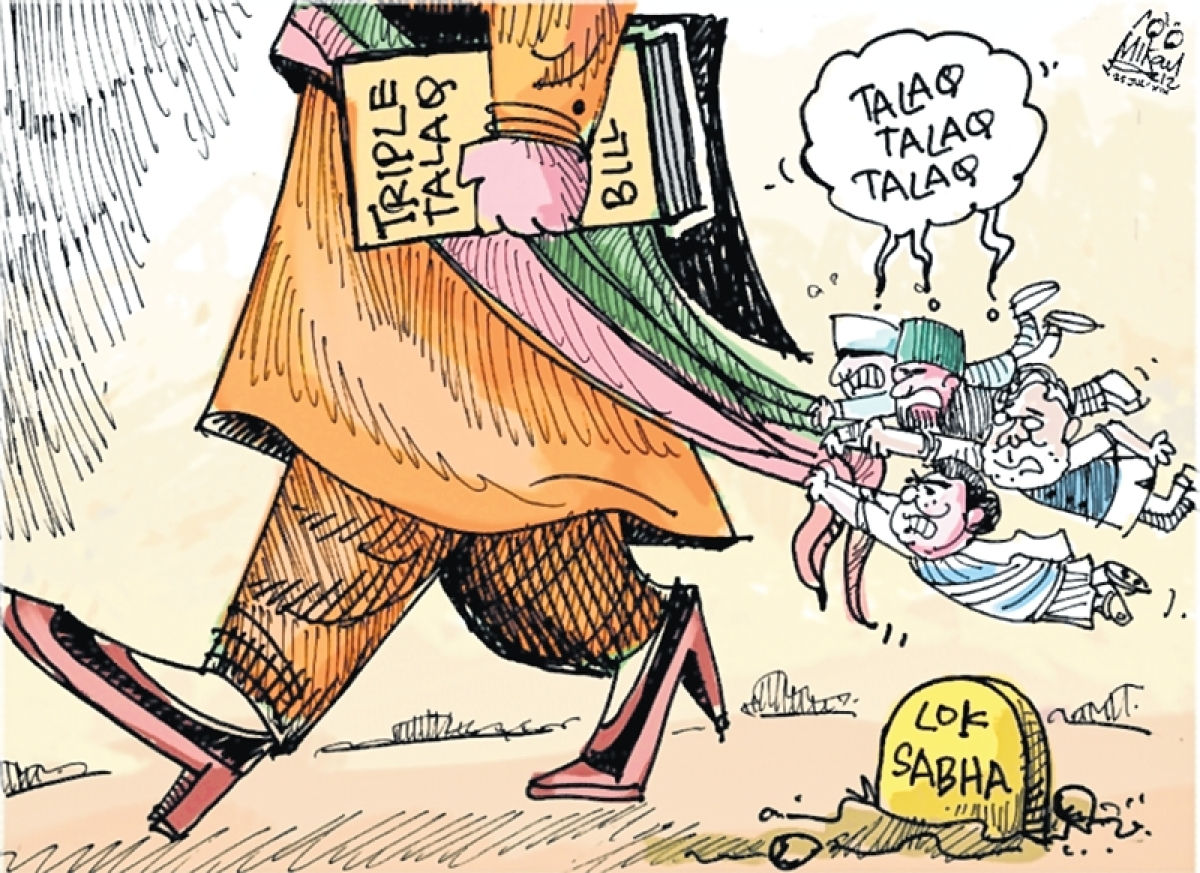Triple Talaq, RTI get past Opposition hump