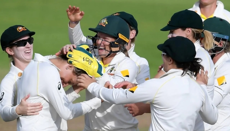 Women's Ashes Test: Match ends in draw, Aussies retain Ashes