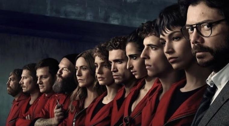 Early Reviews: Netflix's most popular Spanish series Casa de Papel