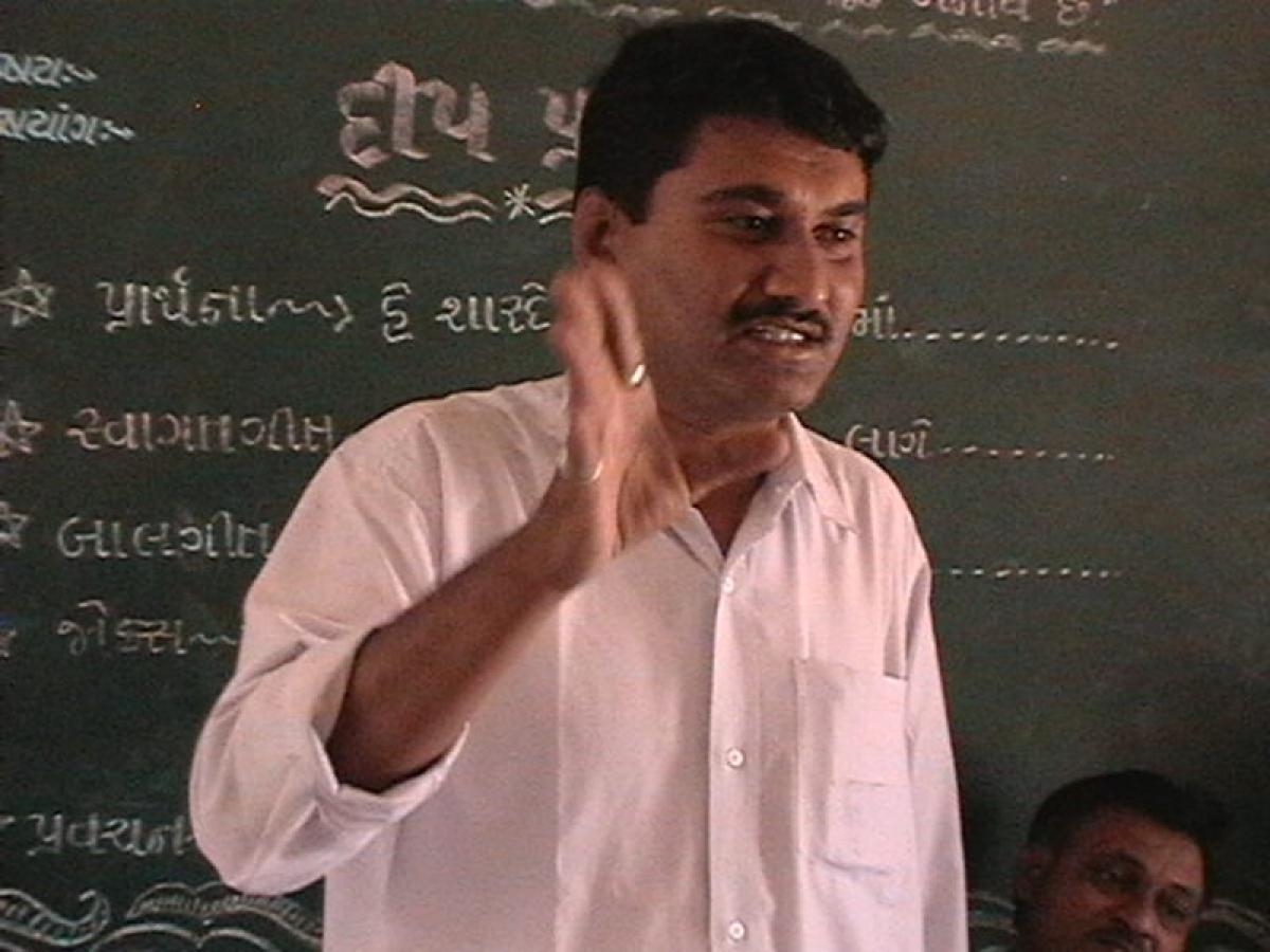 Activist murder: CBI court convicts ex-BJP MP Bogha Solanki