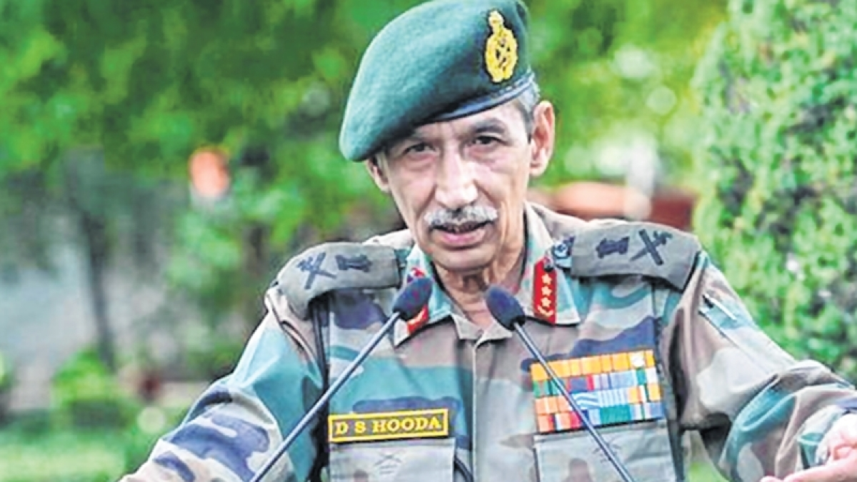 Lt General DS Hooda: Need to reach out to Kashmiris