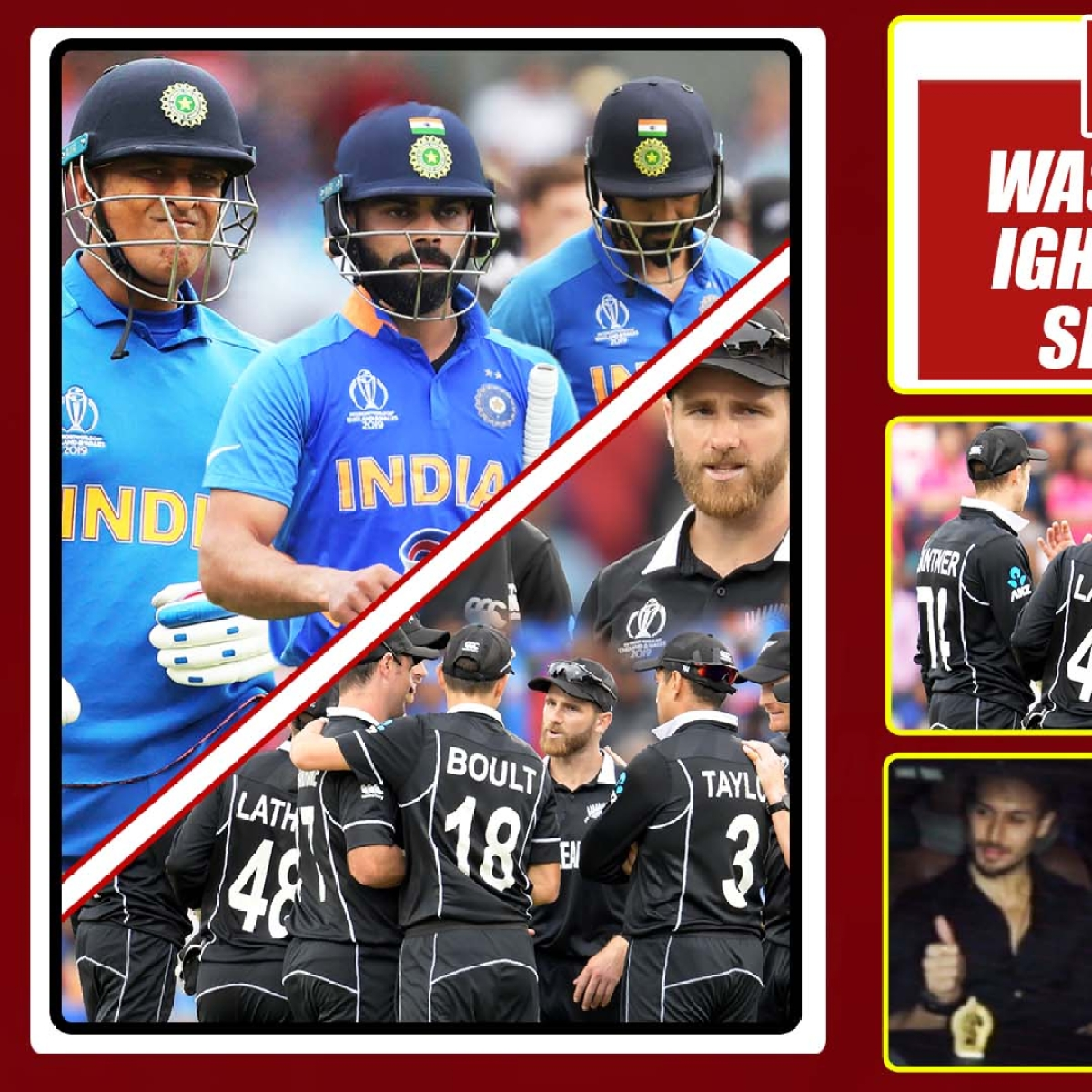 Top Sories Of The Day: Was Dhoni's Run Out The Right Decision?,IND vs NZ   Semi Final Highlights
