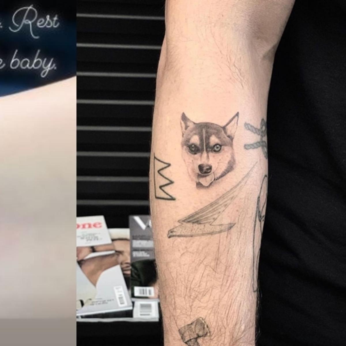 Sophie Turner and Joe Jonas get matching tattoos in memory of their dog Waldo