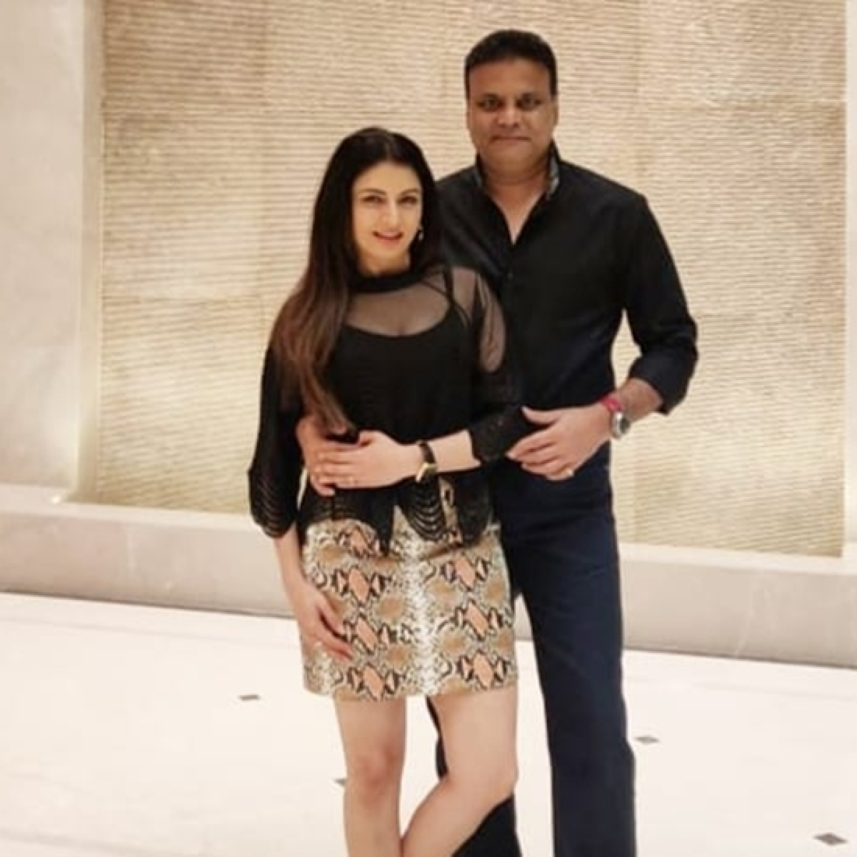 Actor Bhagyashree's husband held for role in gambling racket