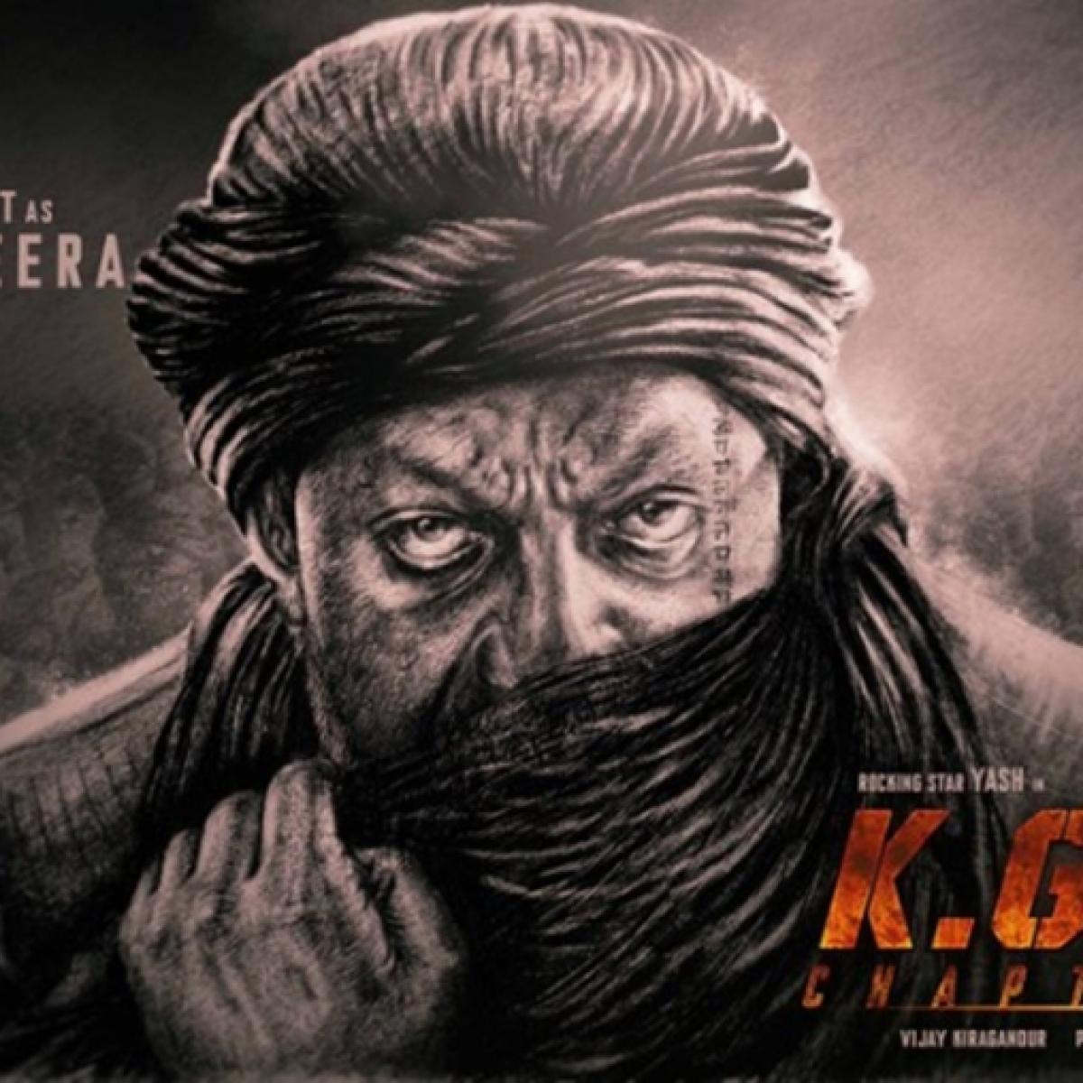 Sanjay Dutt starrer 'KGF: Chapter 2' gets October release date