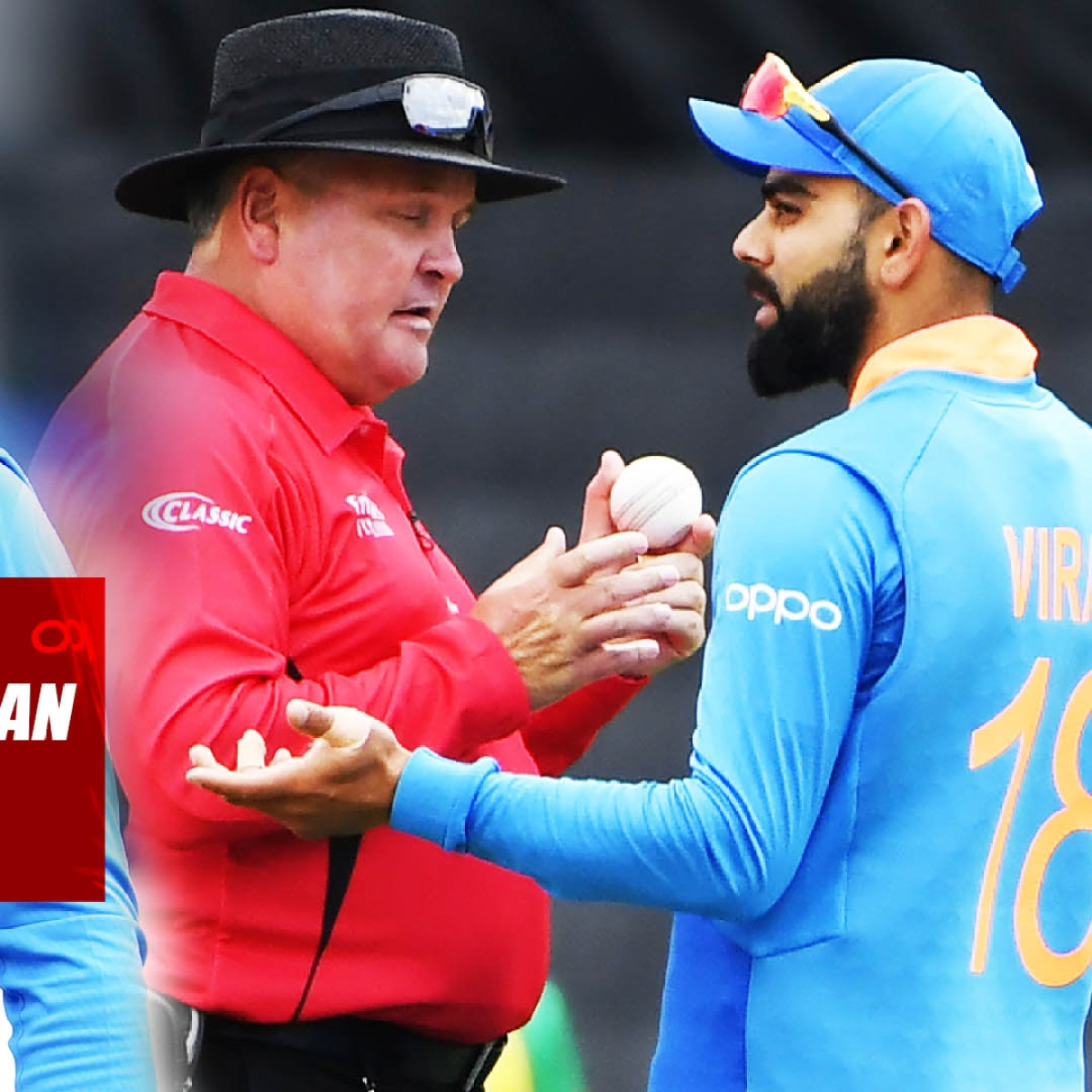 World Cup 2019: Virat Kohli Could Face A BAN Before Semi-Finals For Arguing With Umpire