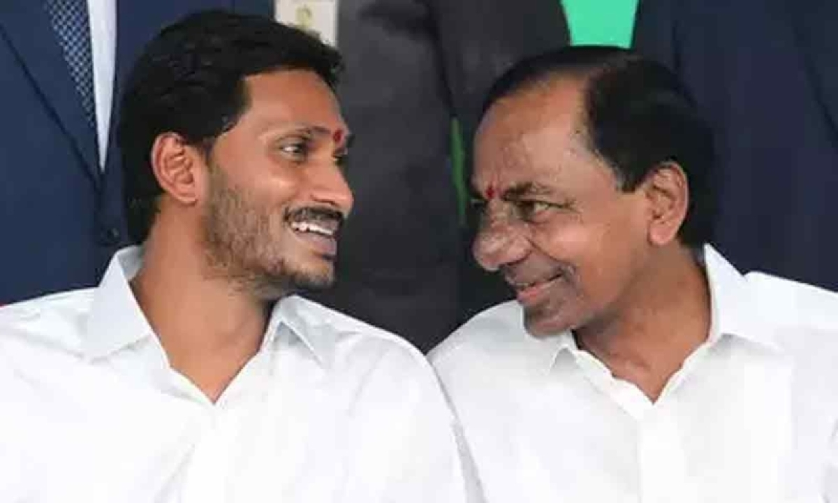 Godavari water issue: Y S Jagan Mohan Reddy, K Chandrasekhar Rao to meet this month
