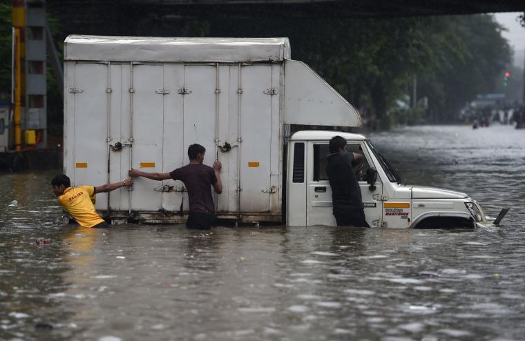 Mumbai Rains: City paralysed, IMD gets its forecast wrong