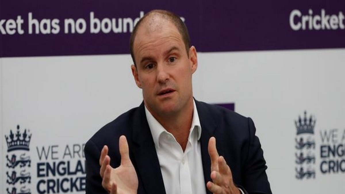 England team director Andrew Strauss