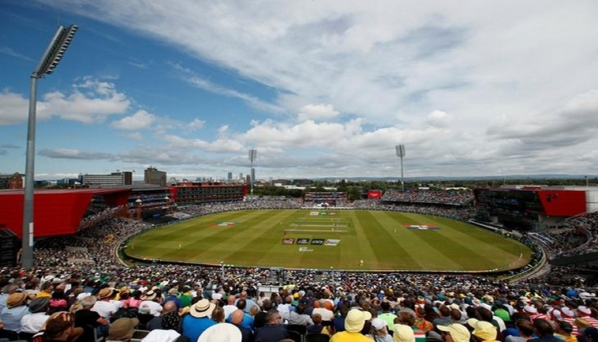India-NZ World Cup semi halted due to rain