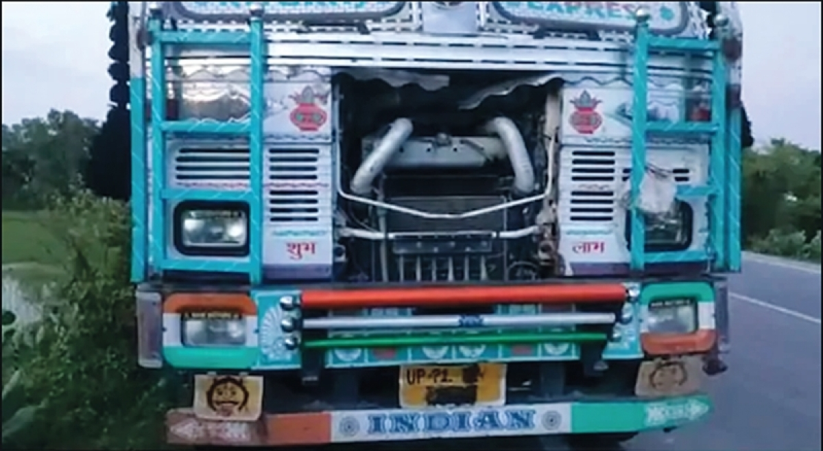 Unnao rape victim hurt in shady mishap with a truck