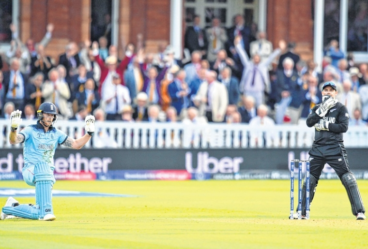 World Cup 2019: When the Bat of God struck Lord's