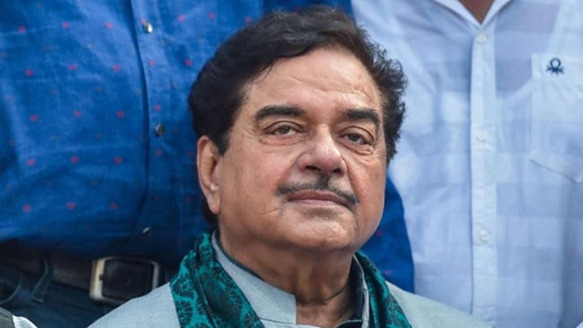 'Appalled' by Navjot Singh Sidhu's resignation, says Congress leader Shatrughan Singha