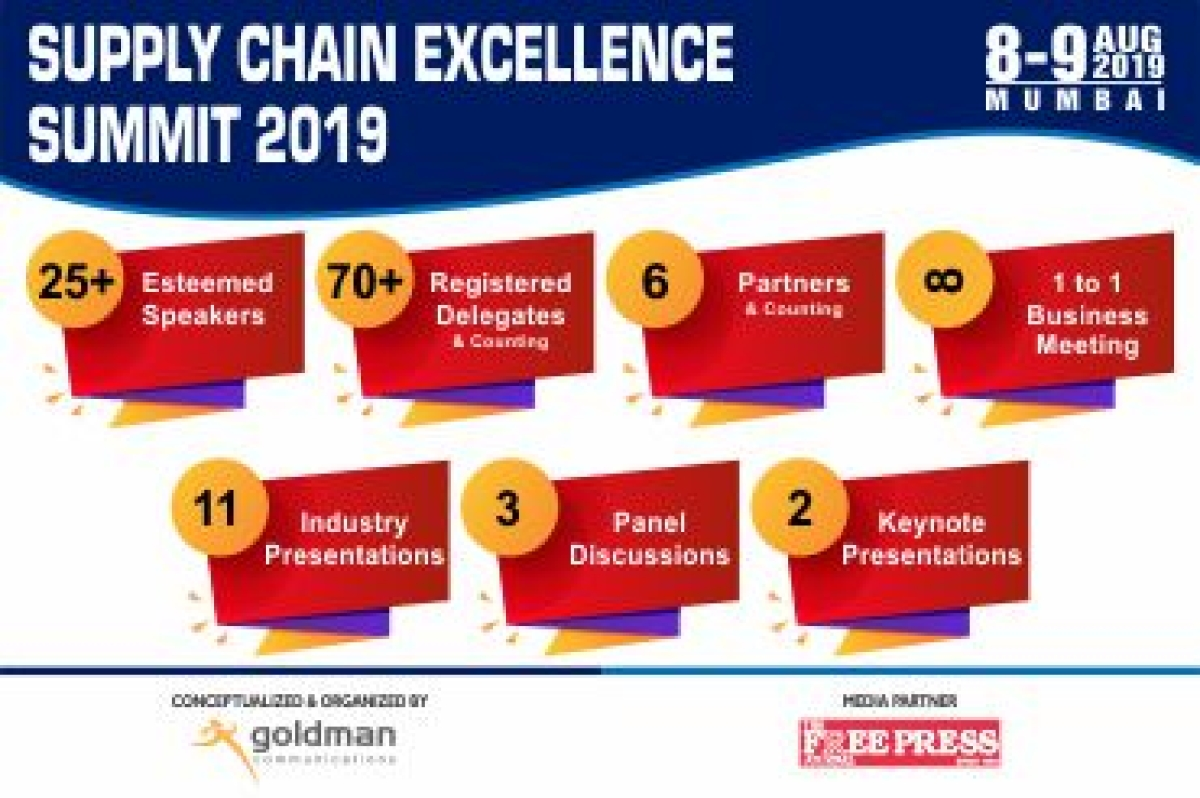 Take SCM to the Next Level at Supply Chain Excellence Summit 2019
