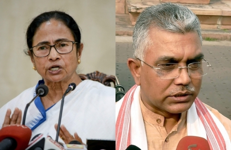 "Dilip Ghosh calls TMC rally ""Didi's Circus"", FIR lodged"