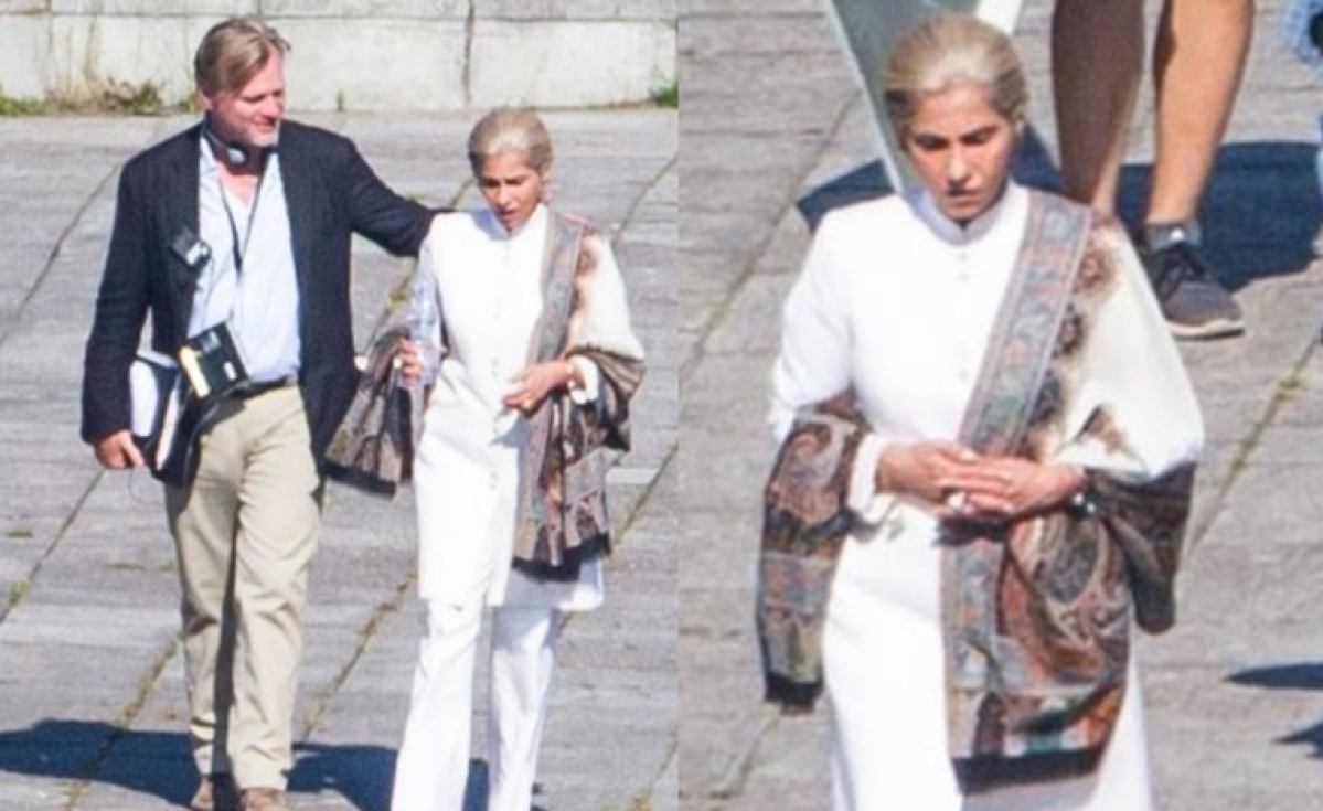 Leaked! Dimple Kapadia's 'unique' look from Christopher Nolan's 'Tenet' surfaces online