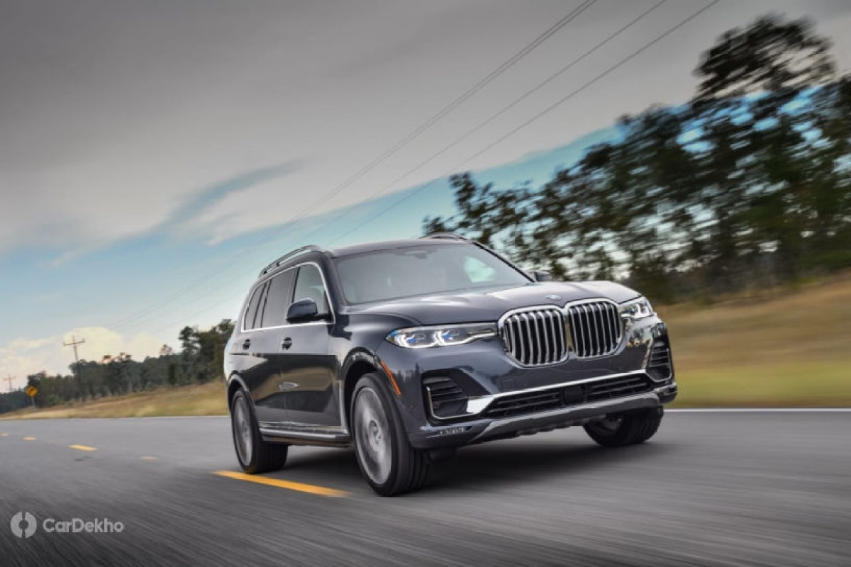BMW's most expensive SUV launched in India!