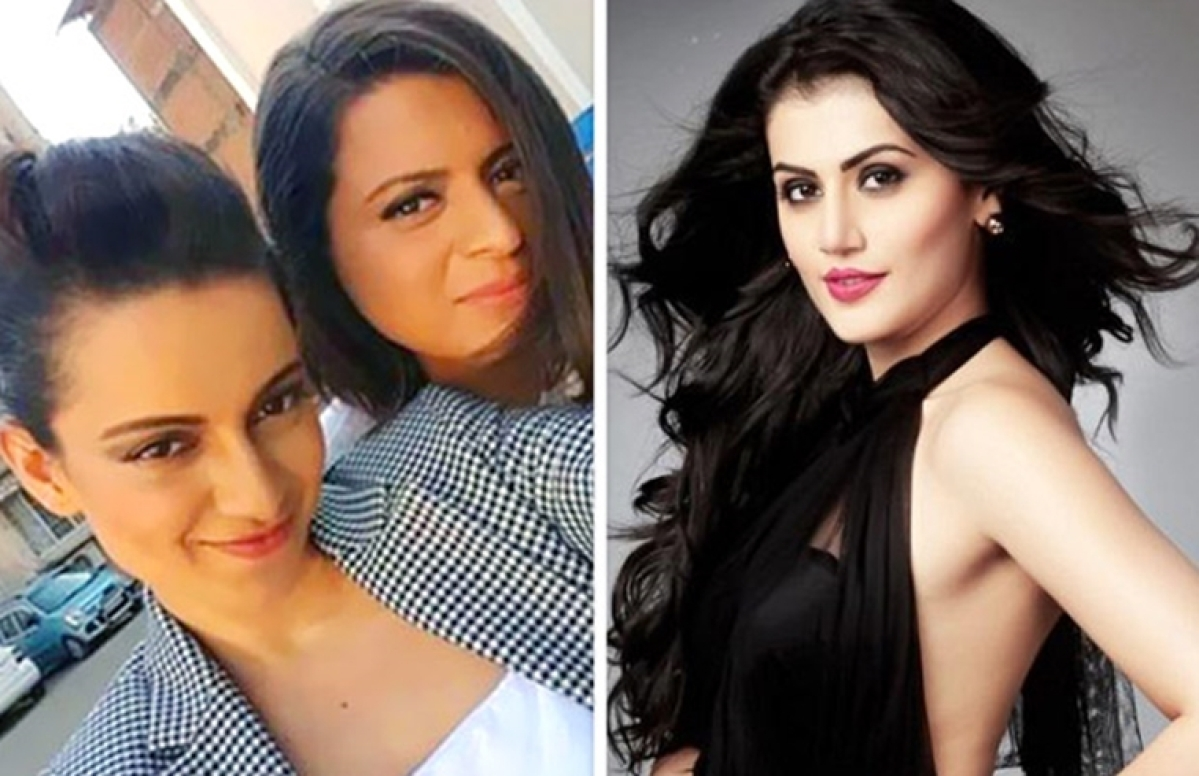 Kangana defends sister Rangoli, says 'if you have a problem with the tweets, unfollow her'