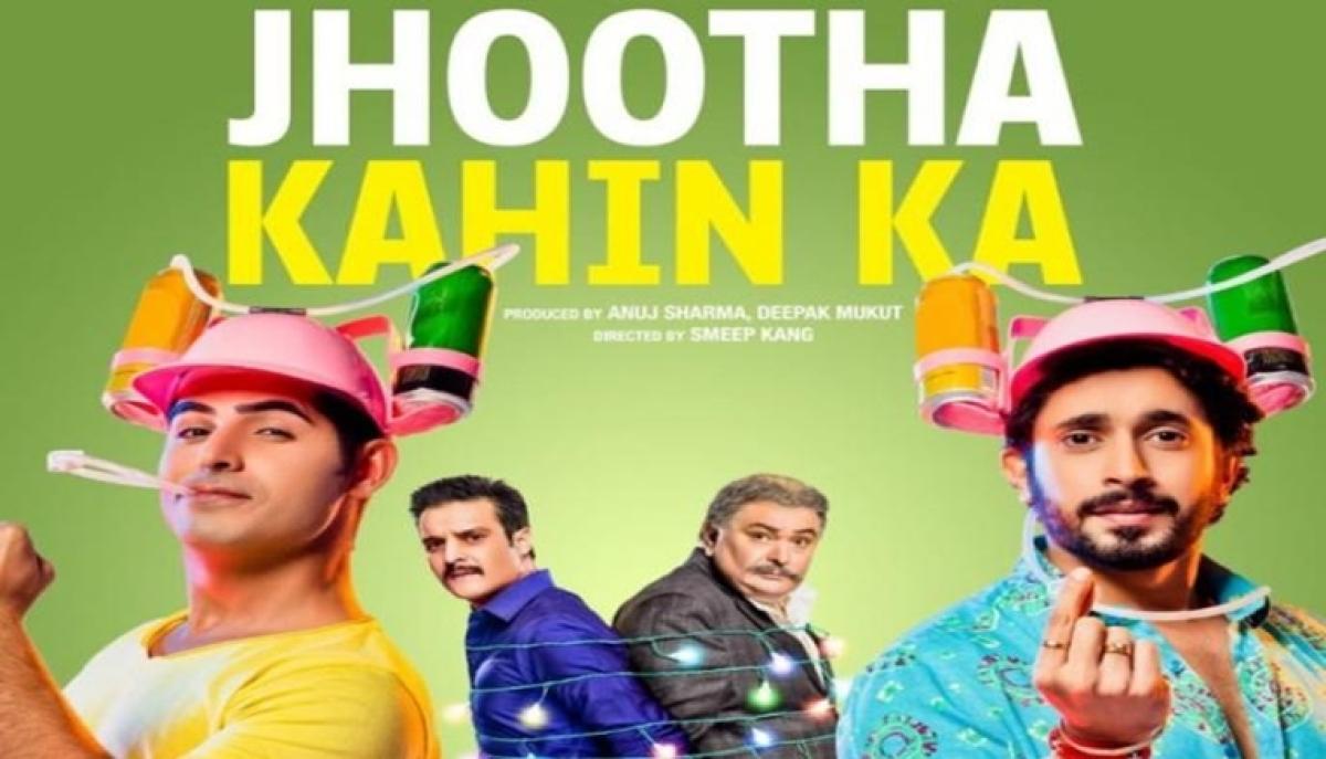 Don't expect a laugh riot: Jhoota Kahin Ka Review