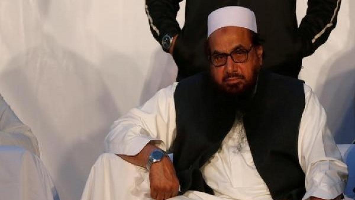 Terror financing case: Hafiz Saeed's trial begins