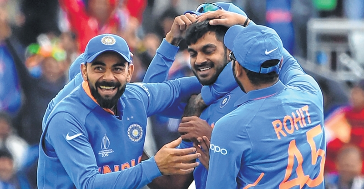 India 'A' suffer first defeat of ODI series