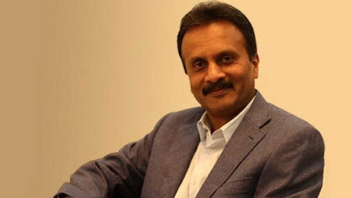 CCD owner-founder VG Siddhartha
