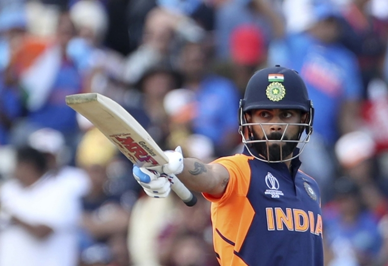 World Cup 2019: Another first for Virat Kohli