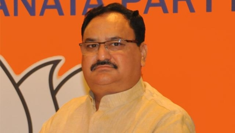 JP Nadda pulls up Pragya Singh Thakur for her toilet remarks