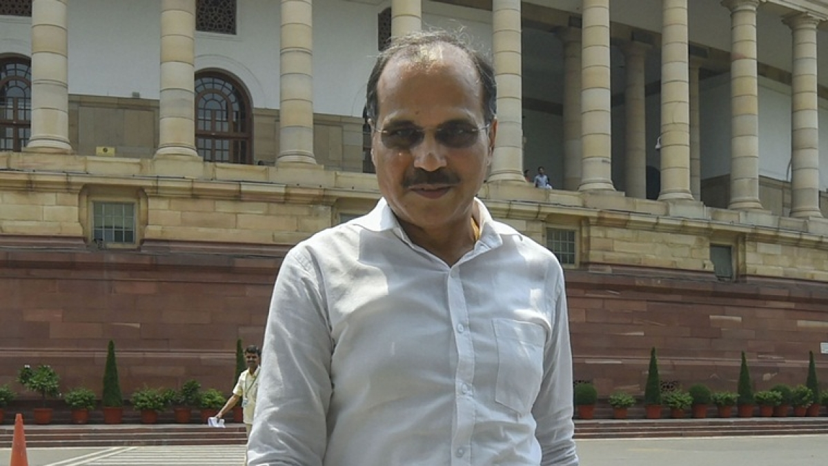 Congress leader Adhir Ranjan Chowdhury appointed as chairperson of PAC
