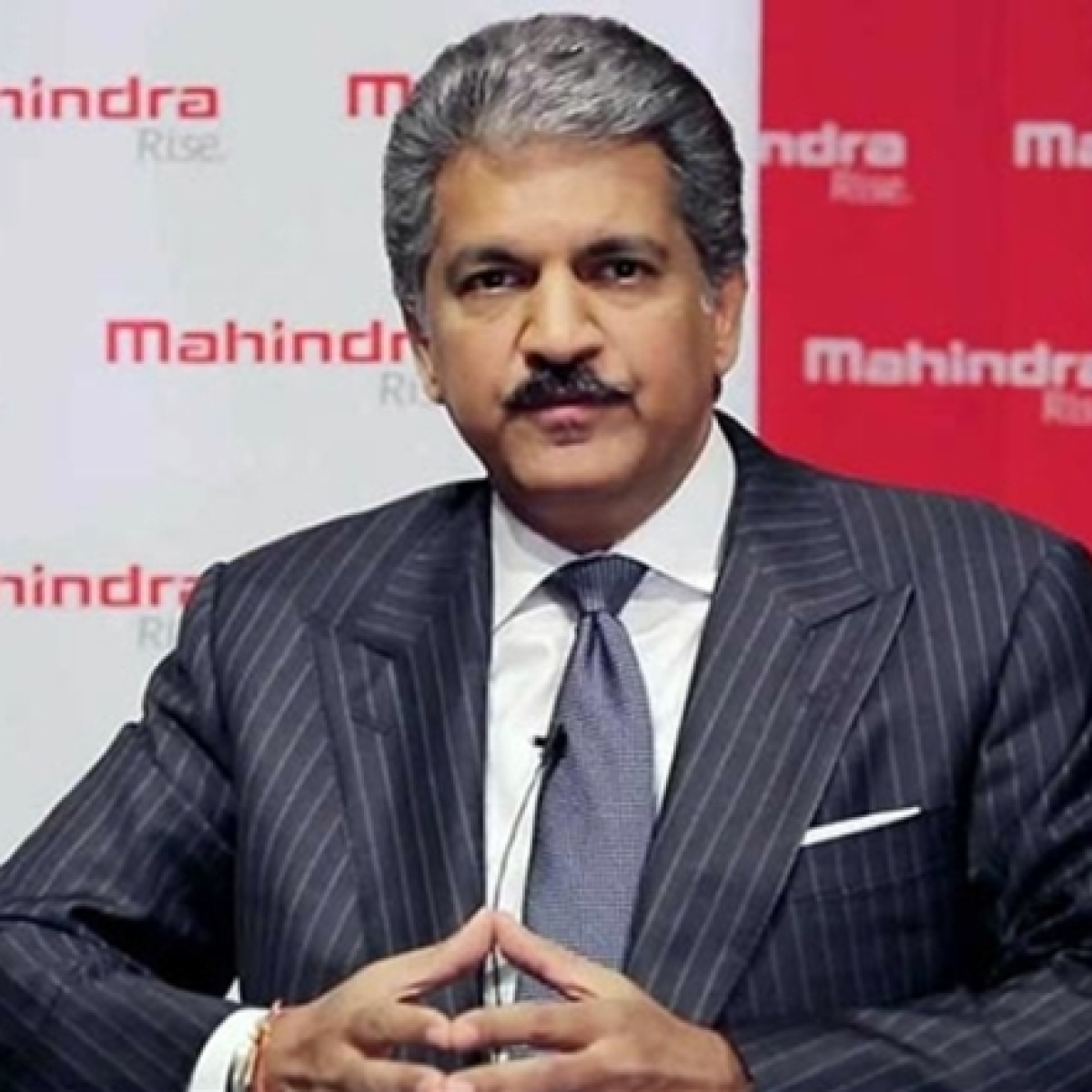 'Thank your dad for being a valuable and wonderful colleague': Anand Mahindra tweets his wishes to retiring employee