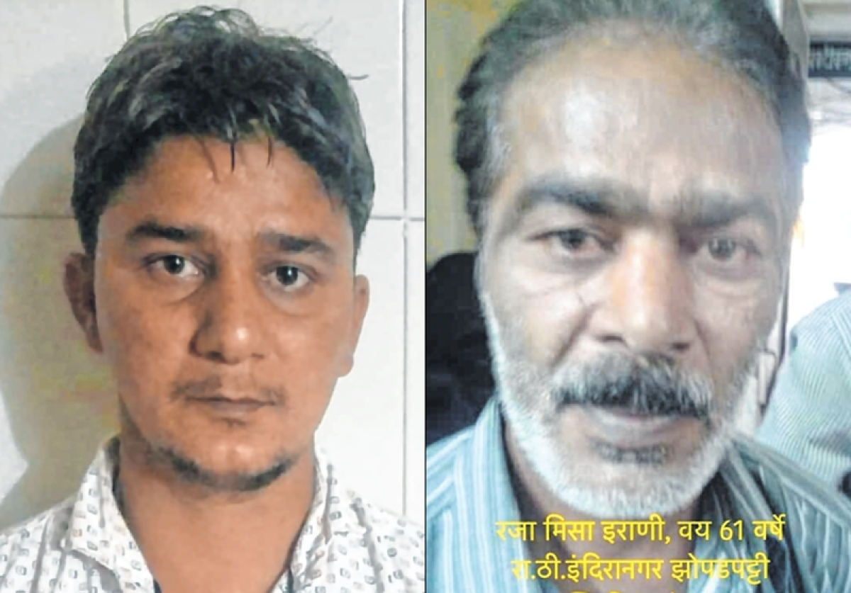 2 nabbed for duping senior citizens in Kalyan bank