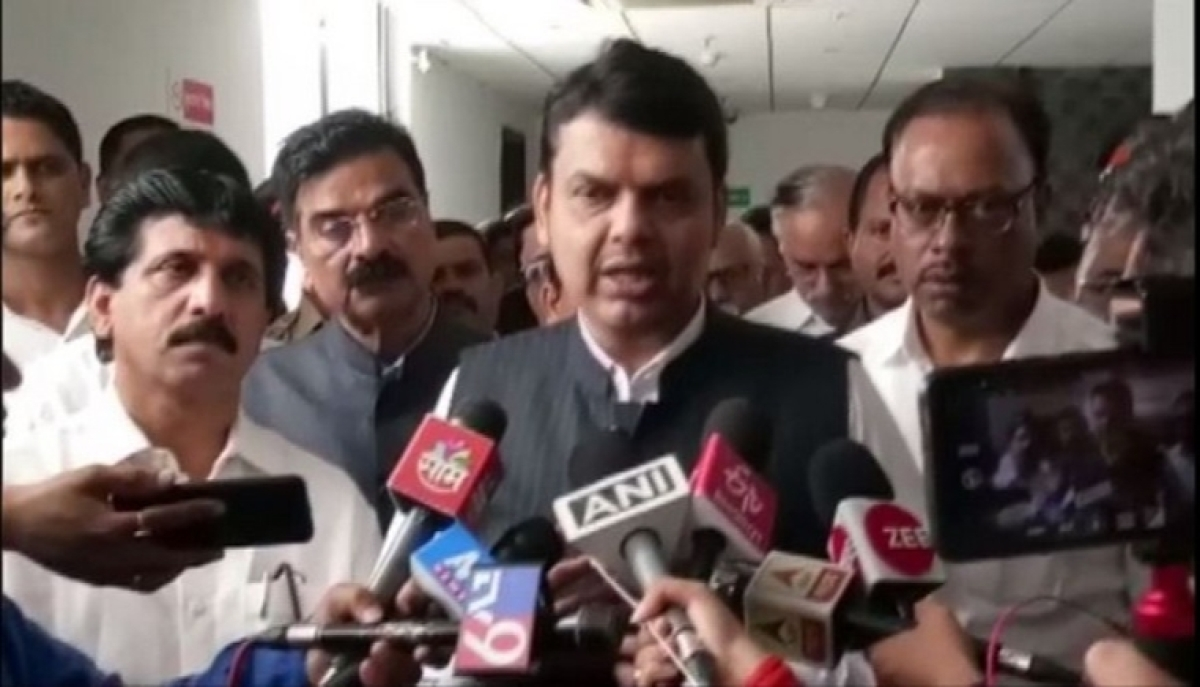 Maha CM Devendra Fadnavis orders probe into Mumbai building collapse