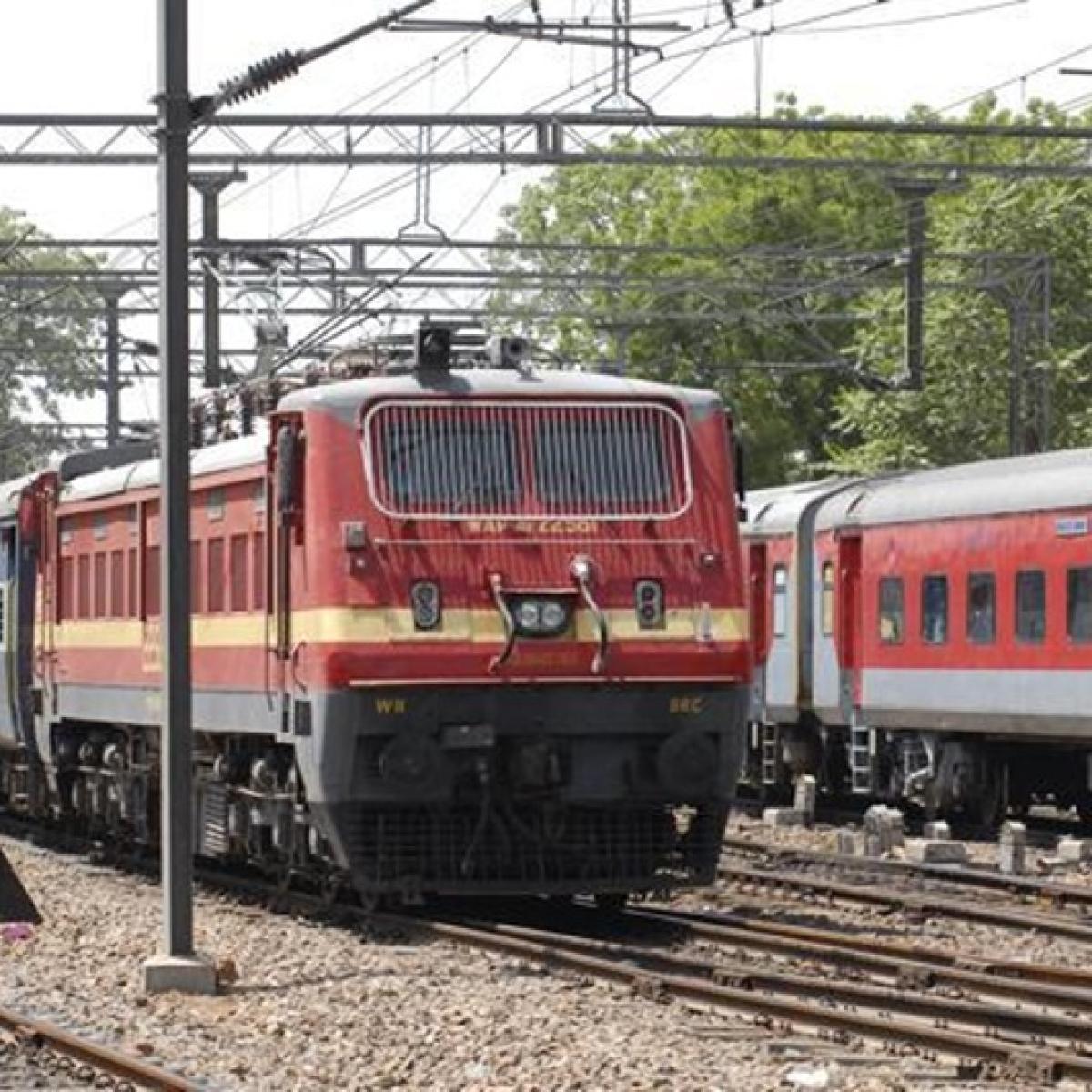 Goods train derails near Karjat-Lonavla section: Railways official