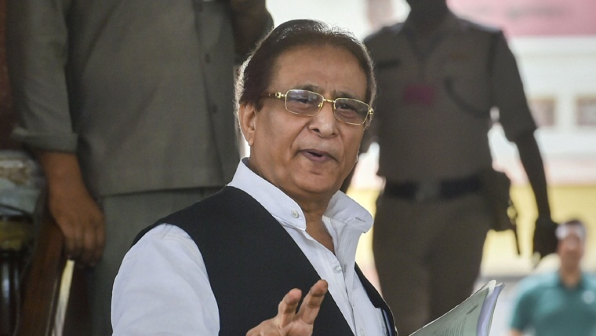 Azam Khan now charged with grabbing land for a luxury resort
