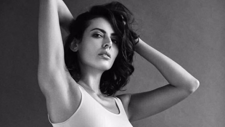 HOT Mandana Karimi's bikini mode is sure to leave you drooling