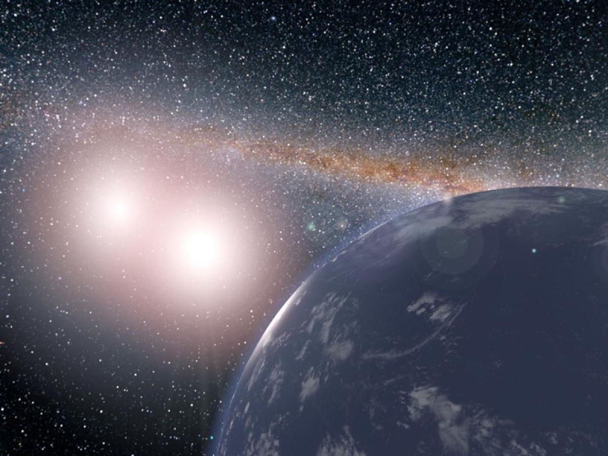 Space is just next door, no longer an exotic idea