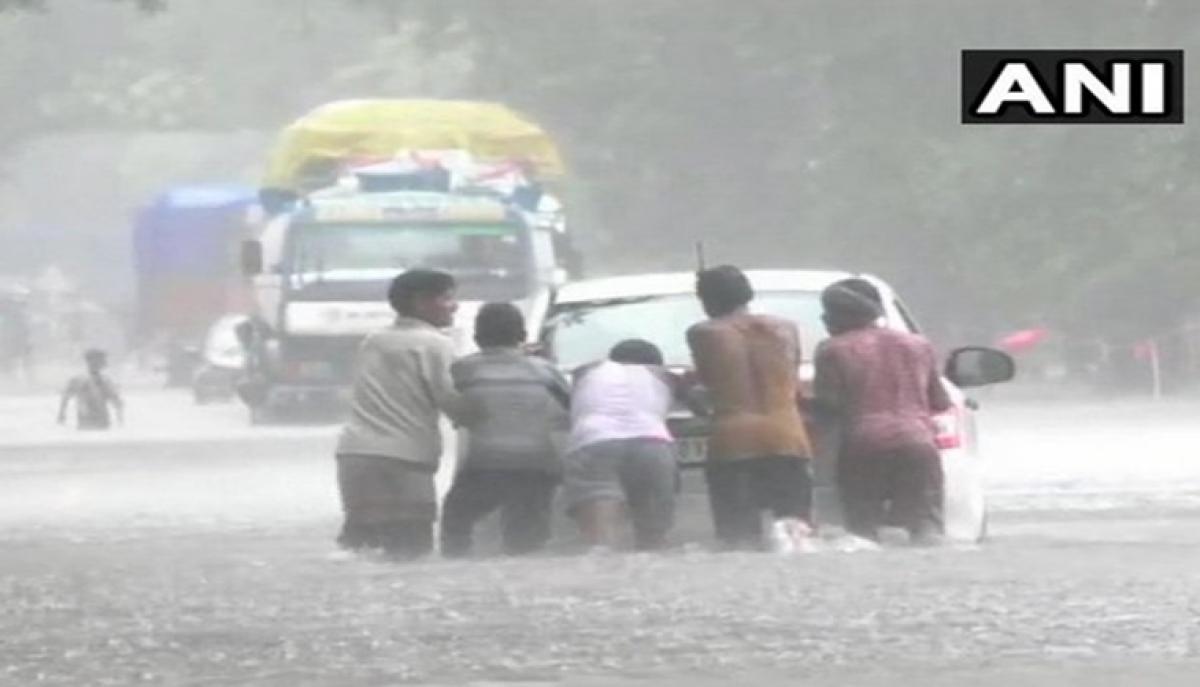 Flood situation worsens in Assam, Bihar; red alert sounded in Kerala