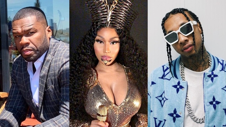 After Nicki Minaj, human rights foundation asks 50 Cent, Tyga, others to cancel performance in Saudi