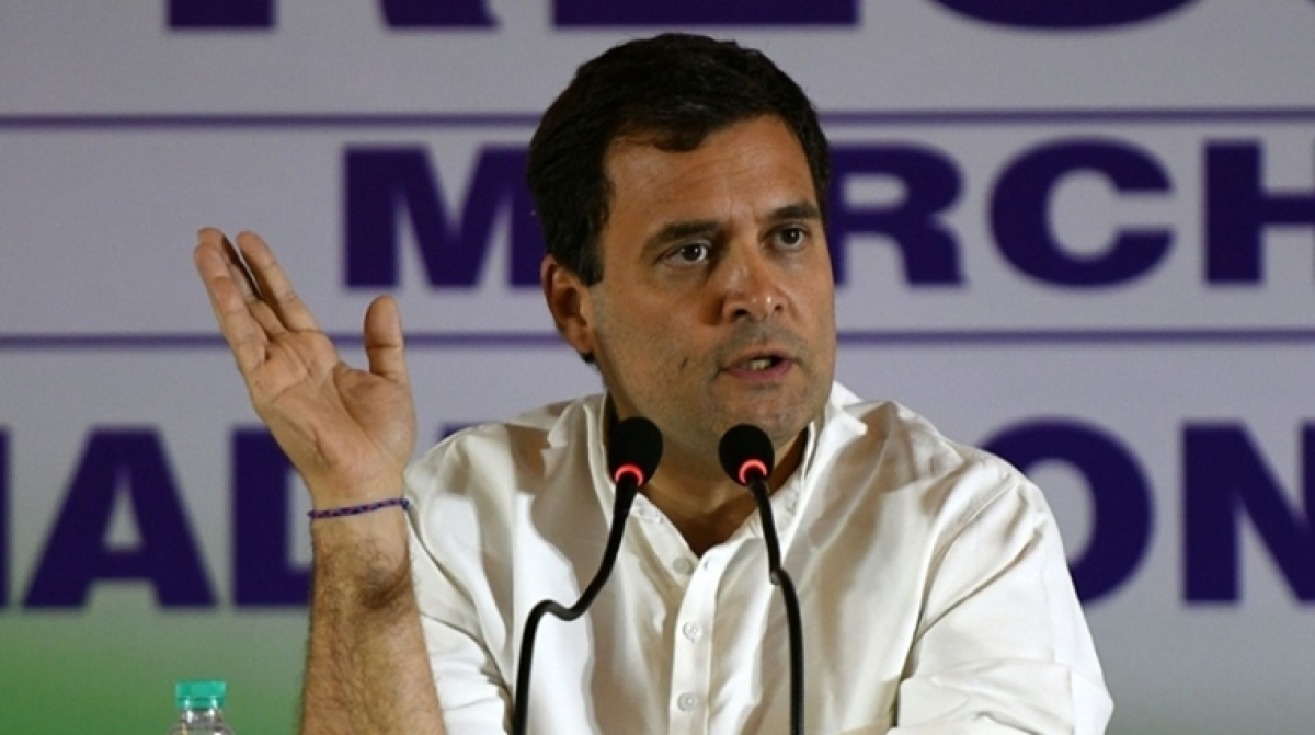 I'm no longer Congress president, party's working committee should decide on new chief: Rahul Gandhi