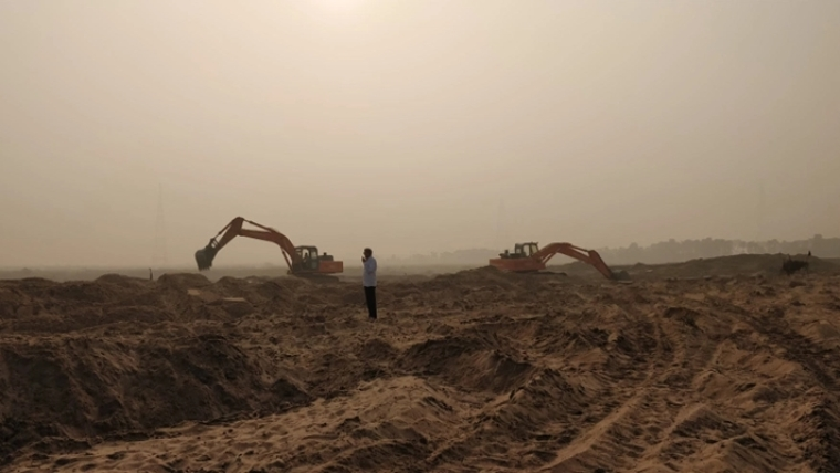 Illegal sand mining: SC issues notices to Centre, CBI, 5 states