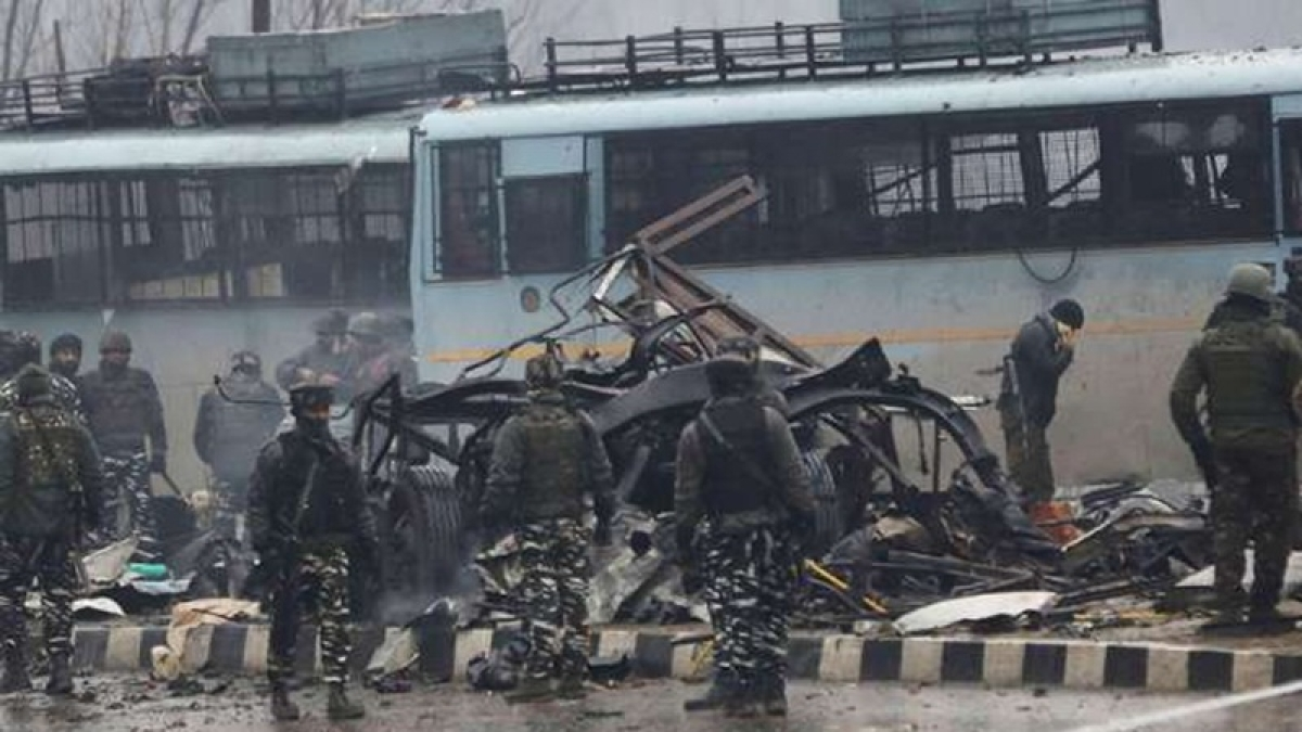 4 of 5 terrorists involved in Pulwama terror attack killed, 1 arrested: Government