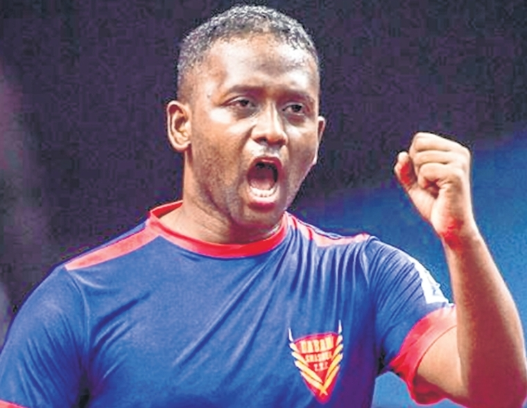 Table Tennis Championships: Indians march into semis